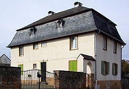 Am Pfarrhaus in Mechernich