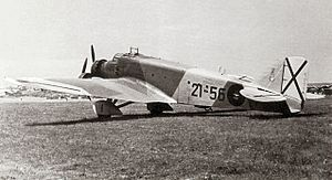 Savoia Marchetti SM.81 of the 16-G-21.jpg
