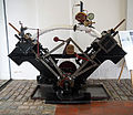 Schifffahrtsmuseum Flensburg Schiffsdampfmaschine (um 1870)01.JPG