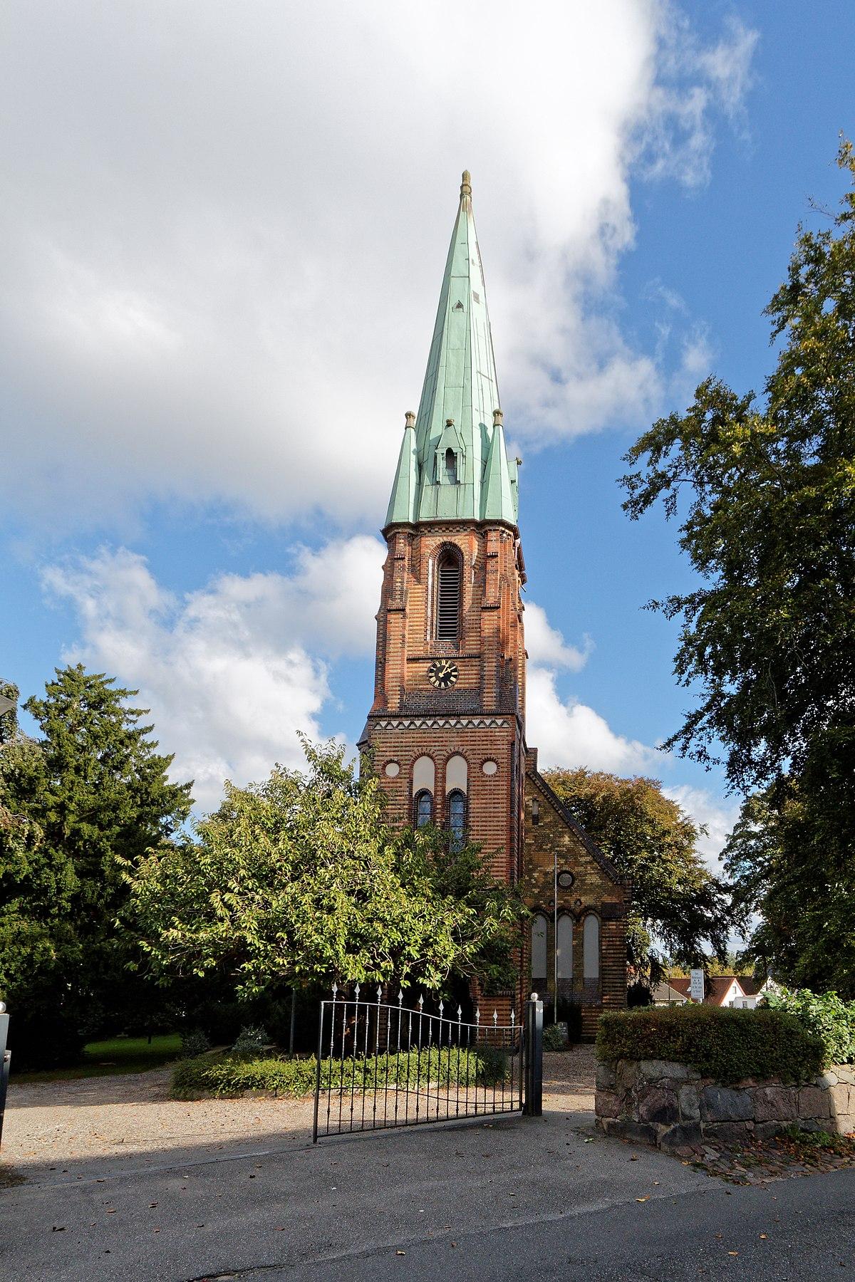 Dreifaltigkeitskirche Schleswig