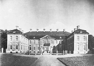 Finckenstein Palace château