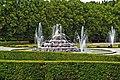 Schloss Herrenchiemsee Fountains - panoramio.jpg