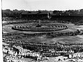 School children's pageant - Adelaide Oval for state centenary(GN09871).jpg