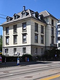 Schweizerische Gemeinnützige Gesellschaft (SGG) - Schaffhauserstrasse 2011-08-17 14-49-08 ShiftN.jpg