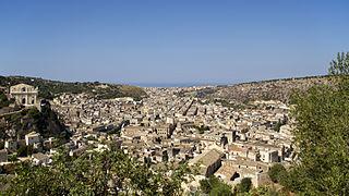 Scicli Comune in Sicily, Italy