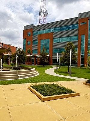 Texas Southern University - Leonard H.O. Spearman building