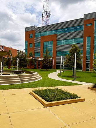 Texas Southern University - Leonard H.O. Spearman building