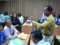 Science Career Ladder Workshop - Indo-US Exchange Programme - Science City - Kolkata 2008-09-17 01386.JPG