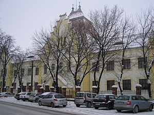 Salonta - Image: Scoala Salonta