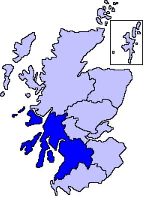 Strathclyde Police - Image: Scotland Police Strathclyde