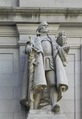 "Sculpture ""Seafaring Nations, Genoa"" on façade, Alexander Hamilton U.S. Custom House, New York, New York LCCN2010720100.tif"
