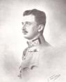 Se. k. und k. Hoheit FML. Erzherzog Karl Franz Josef 1916 E. Förster.png