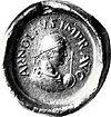 Zegel van Arnulph van Karinthië (896) .jpg