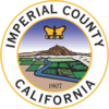 Official seal of Imperial County, California