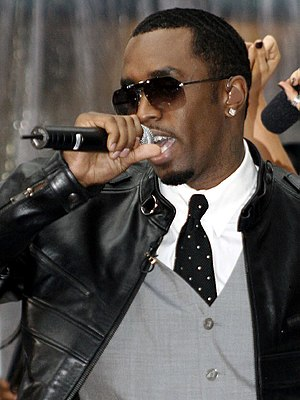 Tik Tok - American rapper P. Diddy is featured on two lines on the track. Kesha has called him an inspiration for writing the song.