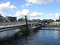 Sean O'Casey Bridge, Dublin - geograph.org.uk - 889639.jpg