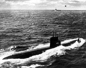USS Seawolf (SSN-575) - USS Seawolf