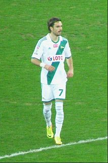 Sebastian Madera Polish footballer