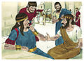 Second Book of Samuel Chapter 15-2 (Bible Illustrations by Sweet Media).jpg