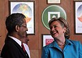 Secretary Clinton Visits ITC Green Center (3736048741).jpg