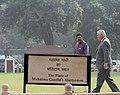 Secretary Tillerson Pays Respects to Mahatma Gandhi at Gandhi Smriti (37895015752).jpg