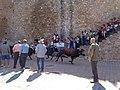Segorbe. Entrada de Toros. Calle del Argén. Subida del Rialé 1.jpg