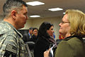 Sen. Claire McCaskill talks with Brig. Gen. Gary Patton (4353959000).jpg