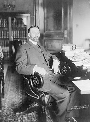 George Sutherland - Senator George Sutherland c. 1910