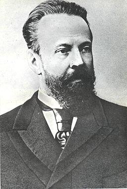 Sergei Yulyevich Witte 1905