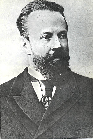 Russian Dalian - Sergei Witte, whose vision was a key catalyst in the development of Dalniy (1905).