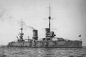 Russian battleship sevastopol 1911