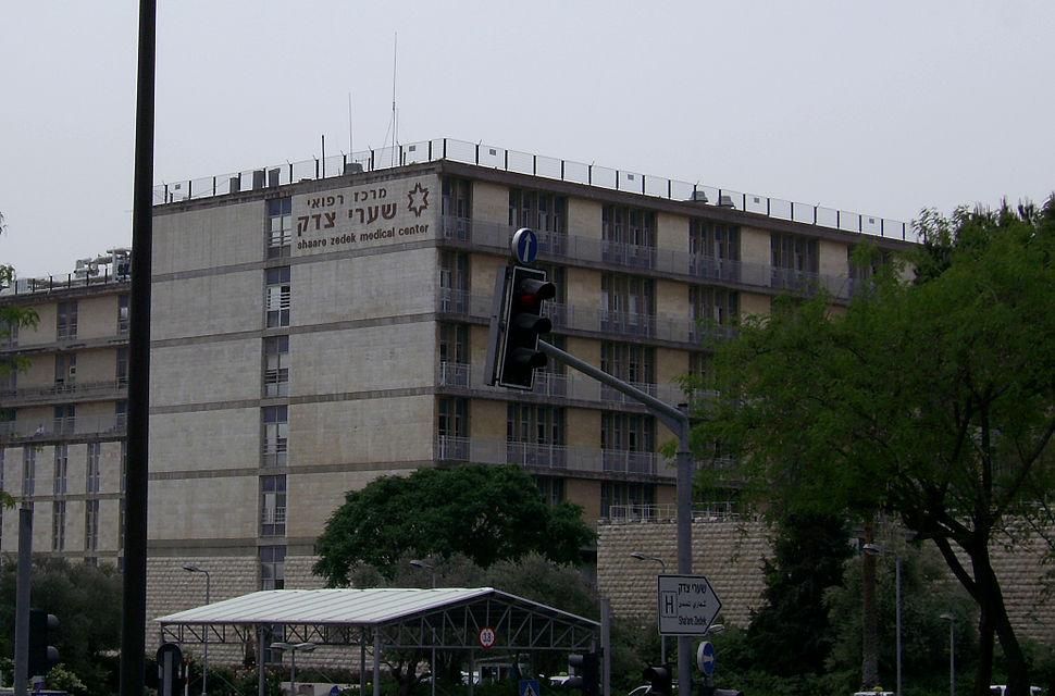 Share-Tzedek Hospital Star of David (2444860043)
