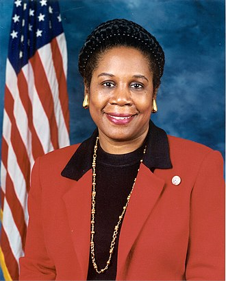 Pic of Rep. Jackson Lee