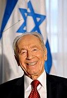 Schimon Peres -  Bild