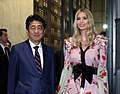 Shinzō Abe and Ivanka Trump (3).jpg
