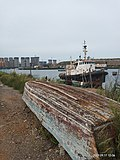Ship-wreckages in River Mouth (Sea) - 2nd Wreckages watching city's expansion.jpg