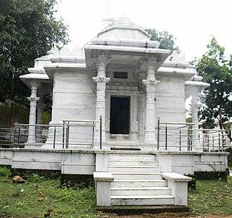 Shitalanatha - Image: Shitalnath Temple, Madhuban