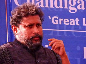 Shoojit Sircar - Shoojit Sircar at Chandigarh Literature Festival 2016, India