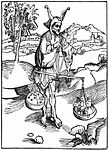 Shyp Of Foles Of The Worlde 42, Of Them That Despyse Euerlastynge Blys For Worldly Thynges And Transitory.jpg