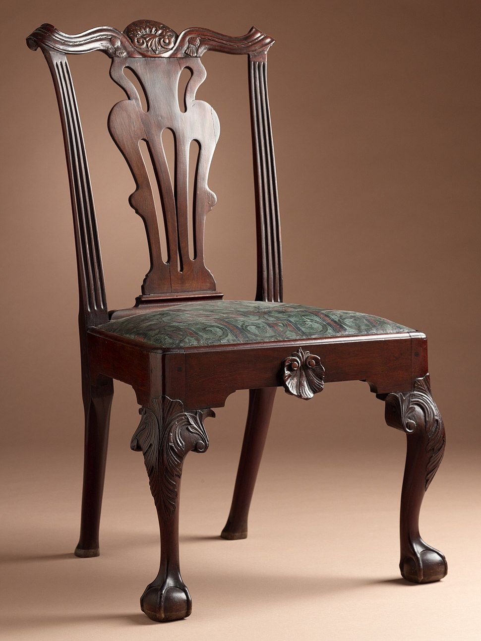Side Chair with Baluster Splat and Tassel-Carved Crest Rail LACMA M.2006.51.45