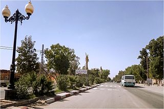 Sidi Makhlouf Commune and town in Laghouat Province, Algeria
