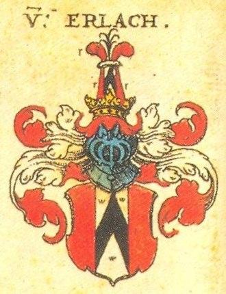 Erlach family - Image: Siebmacher von Erlach
