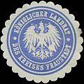 Siegelmarke K. Landrat des Kreises Fraustadt W0391589.jpg