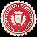 Siegelmarke Siegel des Magistrats zu Hessisch Oldendorf W0226468.jpg