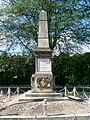 Sierck les Bains Lorraine France 03 1870 war monument.jpg