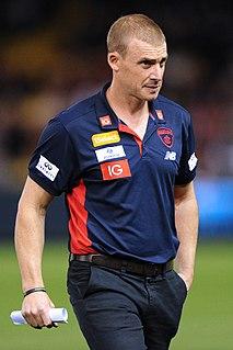 Simon Goodwin Australian rules footballer, born 1976