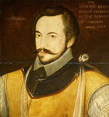 Sir Humphrey Gilbert Compton Castle.jpg