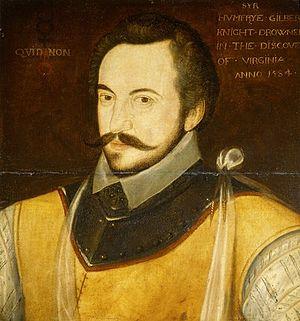 Humphrey Gilbert - Image: Sir Humphrey Gilbert Compton Castle