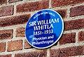 Sir William Whitla plaque, Belfast - geograph.org.uk - 1728502.jpg