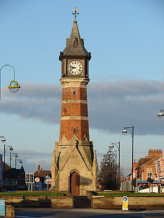 Skegness - Skegness Clock Tower